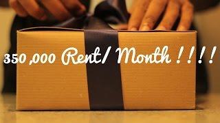 getlinkyoutube.com-[KANNADA VLOG] -Gowdru in 350,000 Rupees Rent/Month Apartment