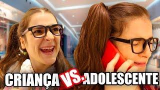 getlinkyoutube.com-CRIANÇA VS. ADOLESCENTE SHOPPING - Roberta Pupi
