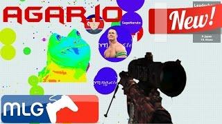 getlinkyoutube.com-Agar.io Montage! Funny Moments, MLG, Baiting, and John Cena!