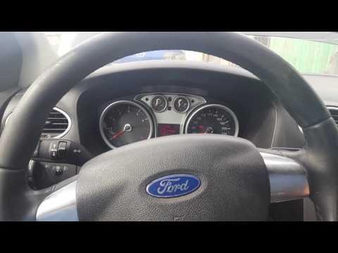 Неисправность лямбда зонда Ford Focus 2 Duratec HE 2.0
