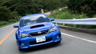 getlinkyoutube.com-HD版/GTドライバーが乗る④SUBARU WRX STI 4door  (ワインディング編)