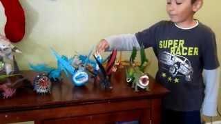 getlinkyoutube.com-Dragon Toys - How to Train Your Dragons