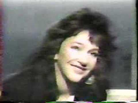 Unedited US Kate Bush intervew from 1985 Part 4 of 5