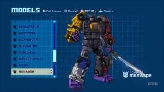getlinkyoutube.com-Transformers: Devastation - All Transformations (Autobots | Decepticons) [HD]