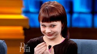 Kid Goes Full Psycho On Dr Phil To Get Her Way