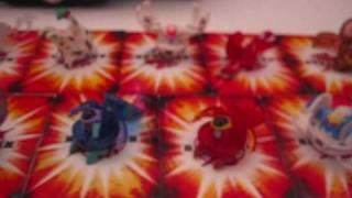 getlinkyoutube.com-My 200 (Two Hundred) Bakugan collection