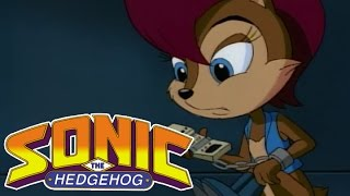 Sonic the Hedgehog 210 - Cry of the Wolf