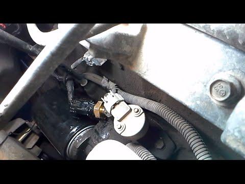 Jeep Cherokee XJ Oil Pressure Sending Unit