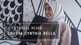 getlinkyoutube.com-3 Tutorial Hijab Laudya Cynthia Bella