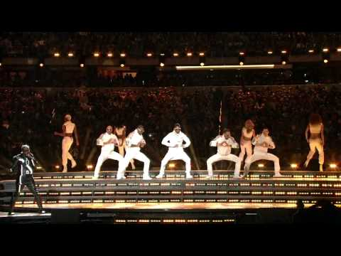 Black Eyed Peas ft. Usher Super Bowl XLV Halftime Show (HD) 2011