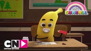 getlinkyoutube.com-Przeżuty długopis | Niesamowity Świat Gumballa | Cartoon Network
