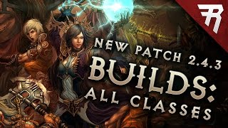 getlinkyoutube.com-New Diablo 3 Patch 2.4.3 Season 9 Builds