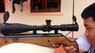 getlinkyoutube.com-air arms prospord กับแรงดีดของปืนสปริง ^_^
