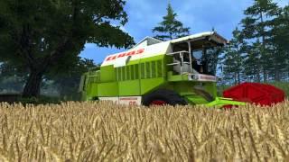 Farming Simulator 2015 (Żniwa 2015, Class Zetor)