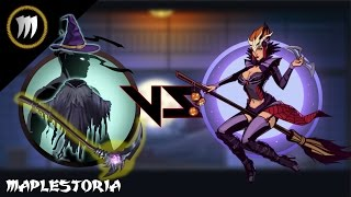 getlinkyoutube.com-SHADOW FIGHT 2: WITCH vs. WITCH!