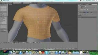 getlinkyoutube.com-Blender 2.6 Tutorial: Clothing Modelling Part 1