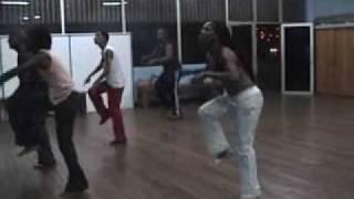 getlinkyoutube.com-GRUPO MADERA  CLASES DANZA AFRICANA