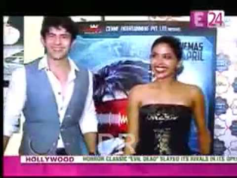 E24 - Gurmeet & Debina at 'Shree' Movie Premeire - 26th April 2013