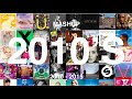 Reboot 2010-2016 MegaMashup127 Songs Mashup From the First Half of 2010s Decade[ANNOTATIONS]