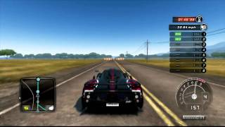 getlinkyoutube.com-TDU2 - LordMCG - Bugatti Veyron Vs Koenigsegg Vs Zonda - Which is best?