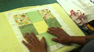 getlinkyoutube.com-Backing, Basting & Quilting your quilt