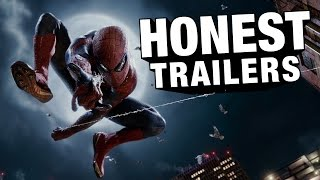 getlinkyoutube.com-Honest Trailers - The Amazing Spider-Man