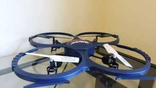 getlinkyoutube.com-Review:UDI U818A-1 Discovery 2.4GHz  RC Quadcopter with HD Camera