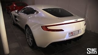 getlinkyoutube.com-REUNITED with 'My' Aston Martin One-77!