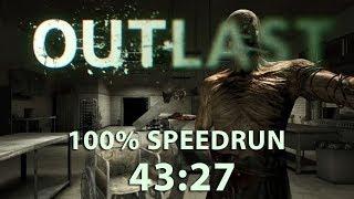 getlinkyoutube.com-Outlast Speedrun 100% 43:27 (PC) (old WR)