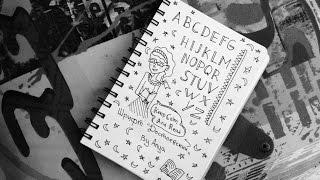 Что нарисовать в скетчбуке или артбуке? 5 идей ❤️