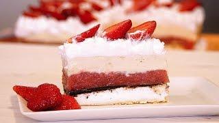 getlinkyoutube.com-Kapri torta od jagoda