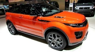 getlinkyoutube.com-2015 Range Rover Evoque Autobiography Dynamic - Exterior,Interior Walkaround -2014 Geneva Motor Show