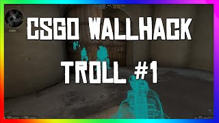 getlinkyoutube.com-CSGO WALL HACK TROLL!?!?!?
