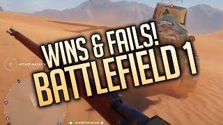 getlinkyoutube.com-FUNNY Wins and Fails - Battlefield 1