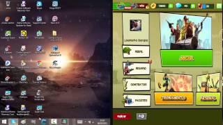 getlinkyoutube.com-Como ganhar Diamantes Infinitos e ativar o SpeedHack em Blitz Brigade
