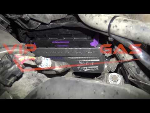 ГБО на Toyota Highlander-Установка ГБО. Газ на Toyota Highlander (ГБО ХАрьков)