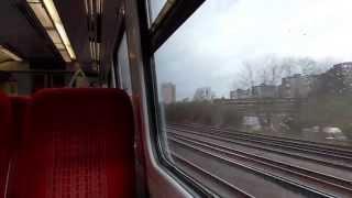 getlinkyoutube.com-Leaving Clapham Junction On A Class 159 Southwest Trains (13/2/15)