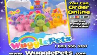 Official Wuggle Pets Commercial