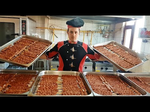 Turkish Adana Kebab Baking Recipe
