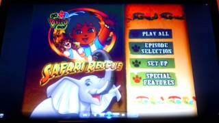 getlinkyoutube.com-Go Diego Go! -Safari Rescue Menu Walkthrough