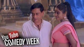 getlinkyoutube.com-Yamadonga Movie MS and Brahmanandam Comedy | Jr NTR, Priyamani, Mamta Mohandas | Sri Balaji Video