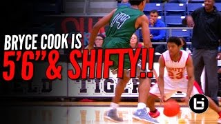 "getlinkyoutube.com-5'6""& Dangerous On The Hardwood! ""NO ONE IS SAFE! Bryce Cook Mixtape"