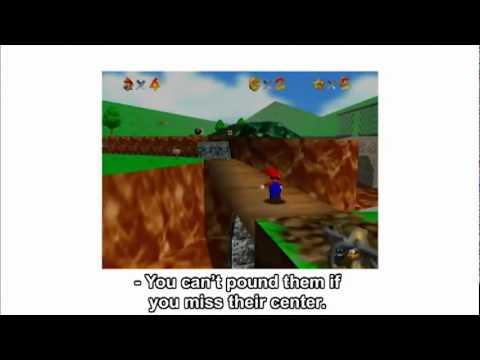 [NC2011] Super Mario 3D Land Interview - English version