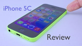 iPhone 5C Review - iPhone 5C Green Review - Factory Unlocked Version