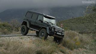 getlinkyoutube.com-Mercedes G500 4x4²