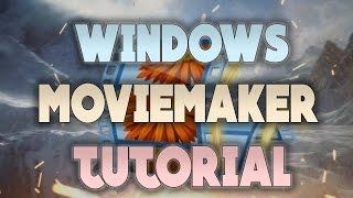 getlinkyoutube.com-Windows Movie Maker Full Tutorial - Everything you need to know!