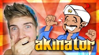 HOW DOES HE KNOW MY DOG?! | The Akinator