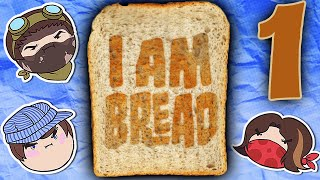 I am Bread: Droppin' Edibility - PART 1 - Steam Train