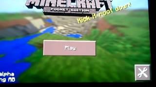 getlinkyoutube.com-Jak zainstalować Minecraft PE za darmo.