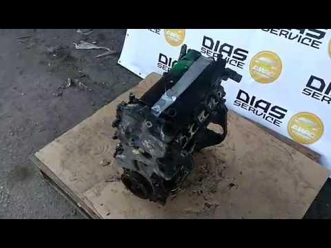 Контрактный двигатель MR20-DE NISSAN 2.0 X-trail 2007-13